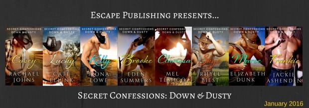 Secret Confessions D&D banner