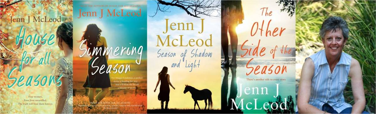 AUSSIE MONTH with Jenn J McLeod