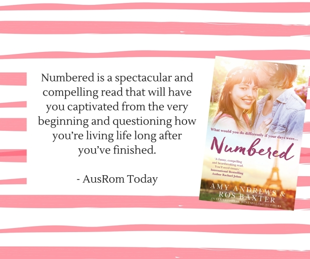 Numbered - Amy Andrews & Ros Baxter