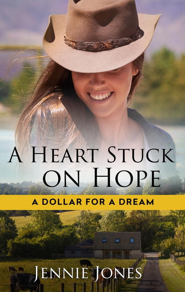 A Heart Stuck on Hope by Jennie Jones