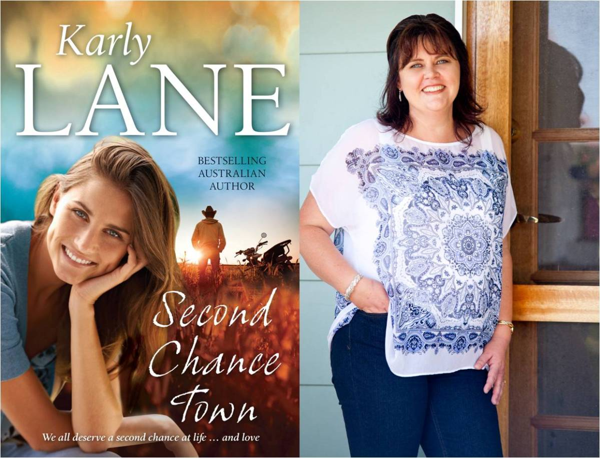 BUILD US YOUR IDEAL STORY with Karly Lane