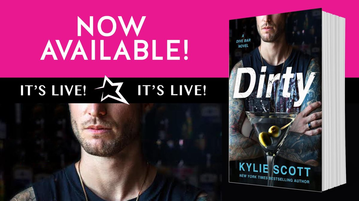 RELEASE DAY ALERT: Kylie Scott's 'Dirty'