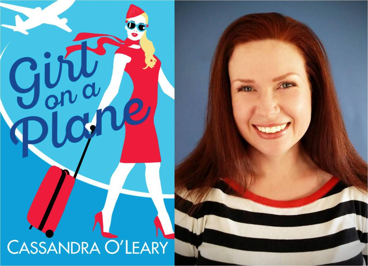 Tell Us Your Backstory with Cassandra O'Leary