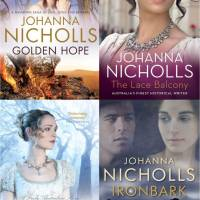 BOOK OF THE MONTH: Johanna Nicholl's 'Golden Hope'