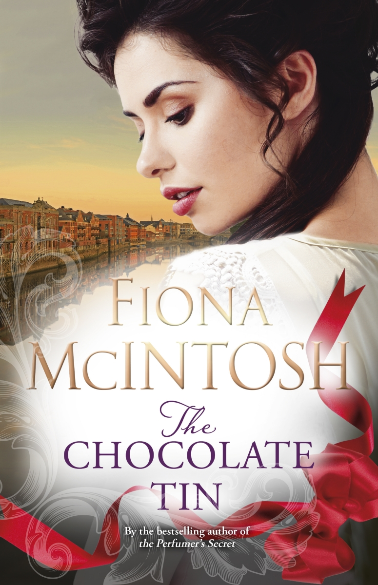 AUTHOR OF THE MONTH: Fiona McIntosh