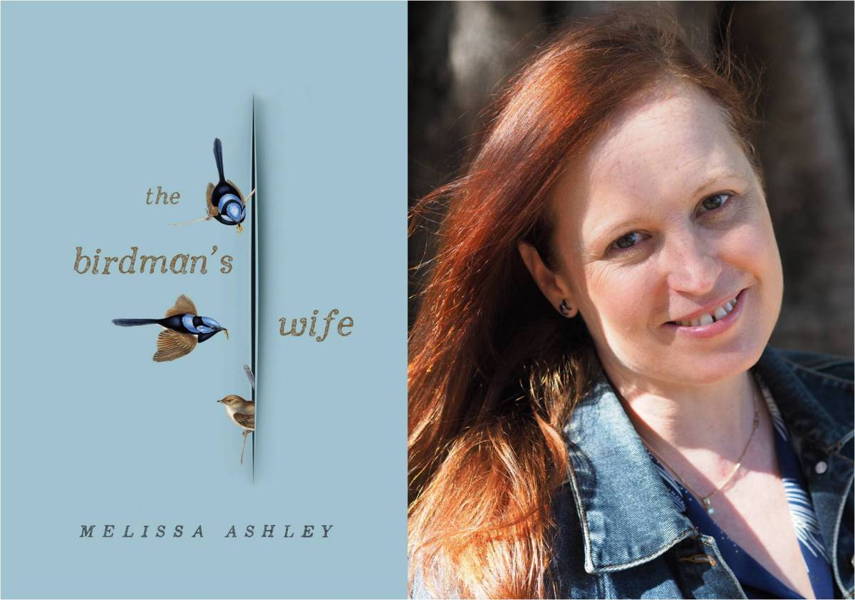AUTHOR OF THE MONTH: Melissa Ashley