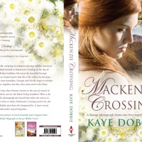 BOOK OF THE MONTH: Kaye Dobbie's 'Mackenzie Crossing'
