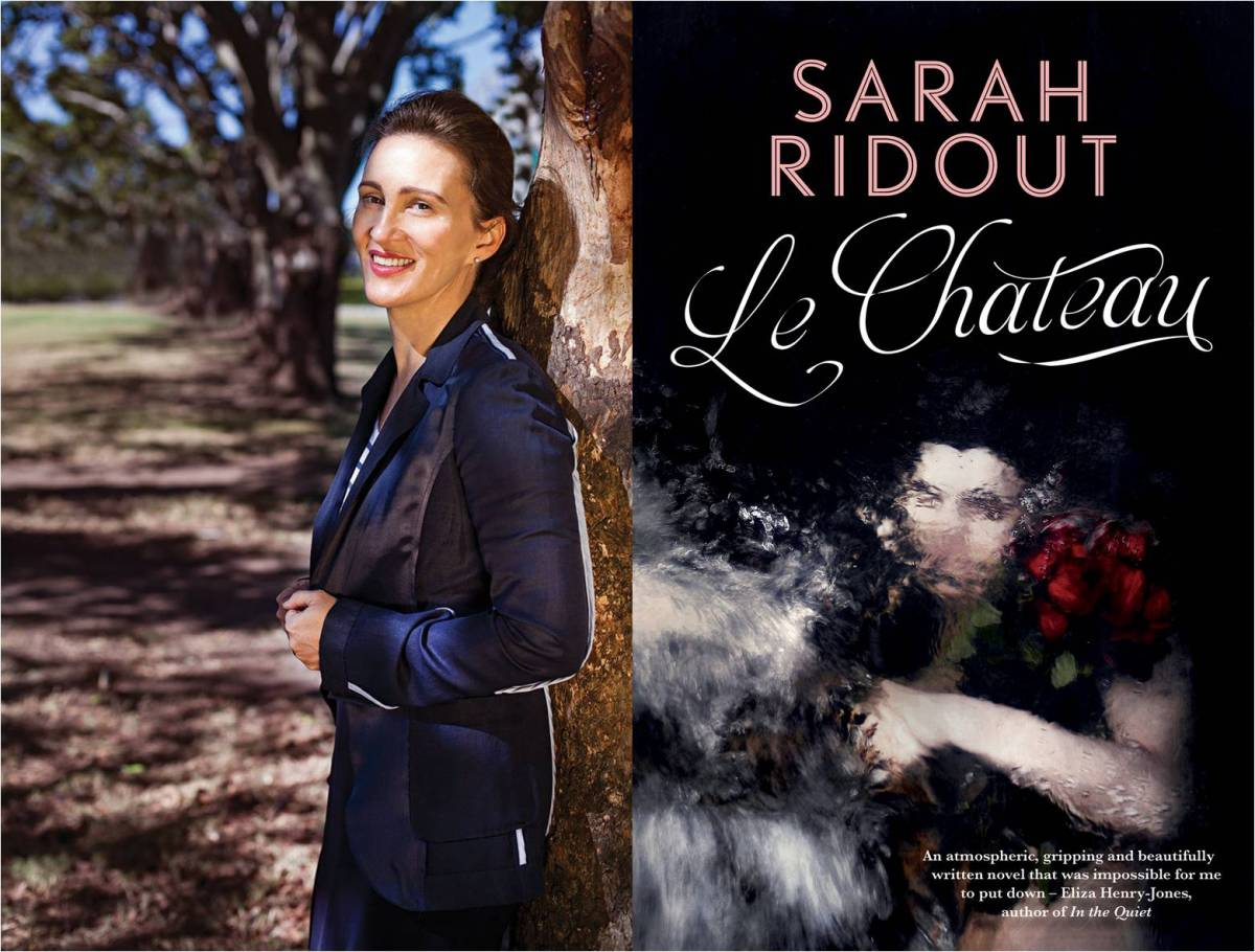 AUTHOR OF THE MONTH: Sarah Ridout