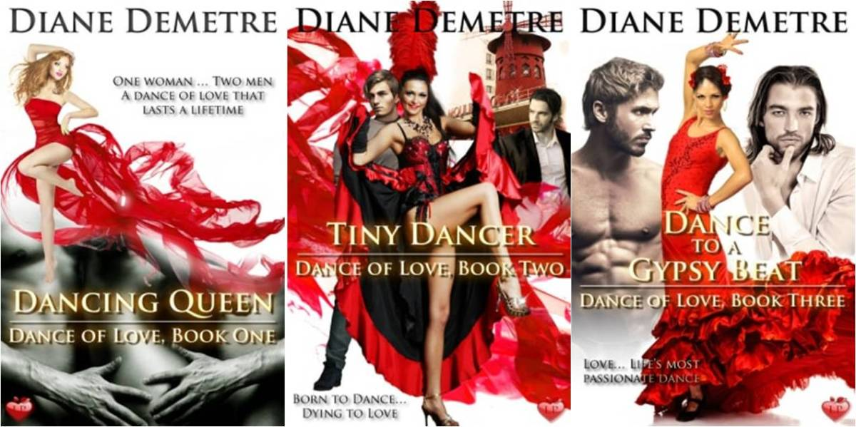 AUTHOR NEWS: Congratulations to Diane Demetre...