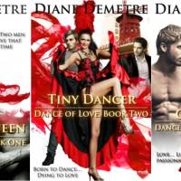 AT MY DESK with Diane Demetre