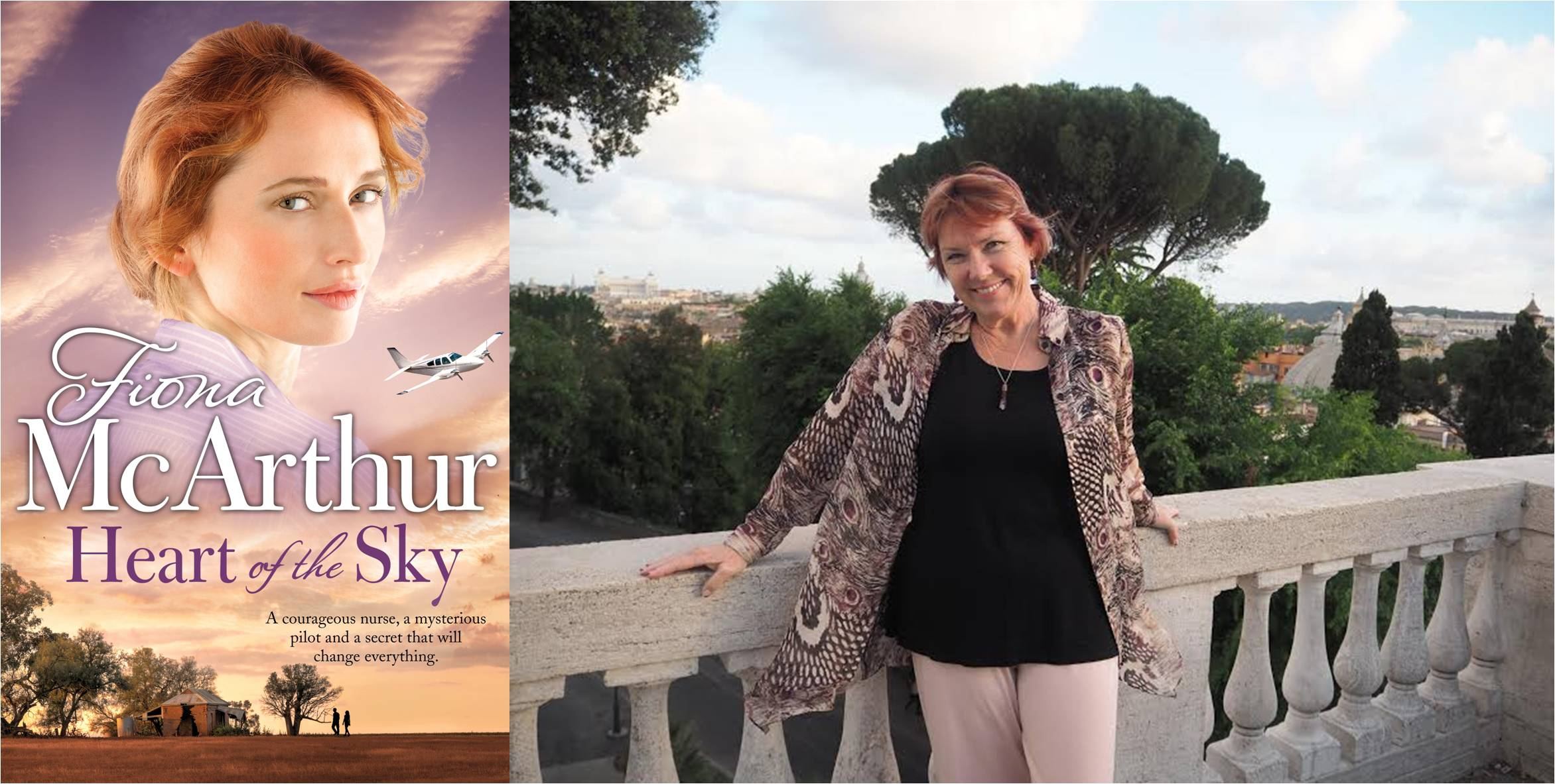 AUTHOR OF THE MONTH: Fiona McArthur – AusRomToday