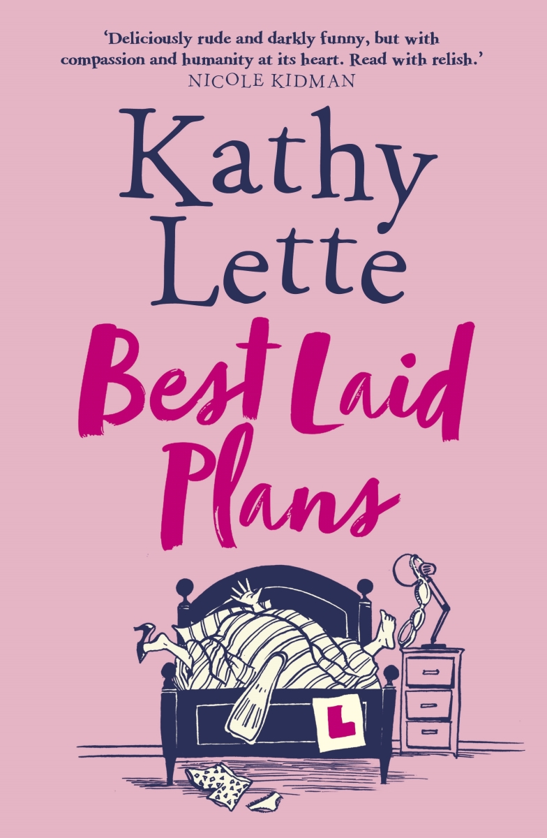 Ten Books That Changed Me with Kathy Lette