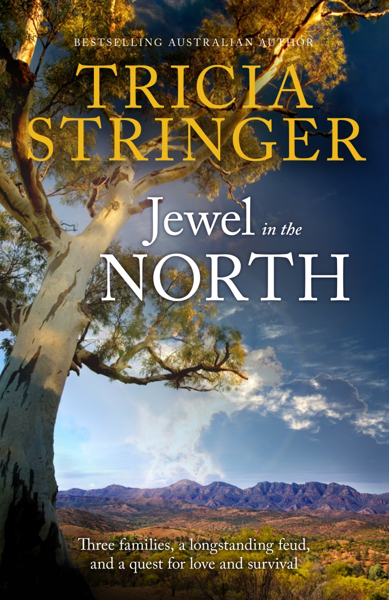 RELEASE DAY ALERT: Tricia Stringer's 'Jewel in the North'