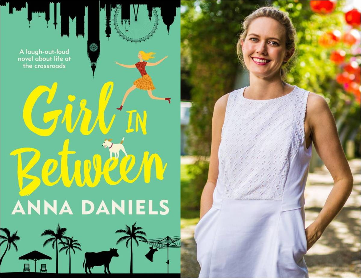 AUTHOR OF THE MONTH: Anna Daniels