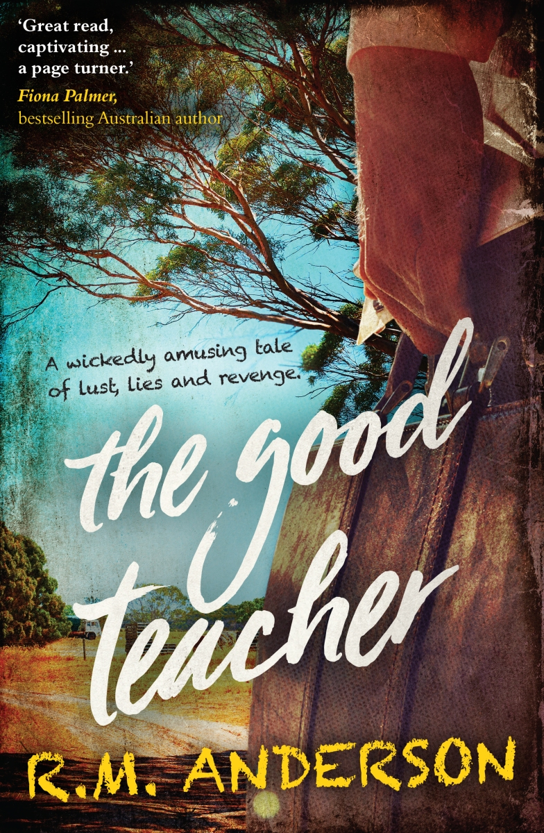 BOOK OF THE MONTH: R.M. Anderson's 'The Good Teacher'