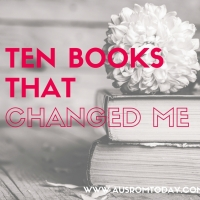 TEN BOOKS THAT CHANGED ME with Ann B Harrison