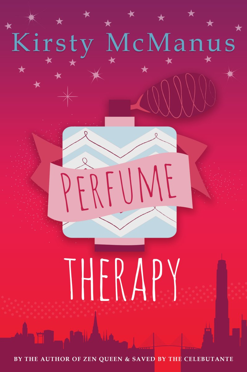 Book Of The Month: Kirsty McManus' 'Perfume Therapy'