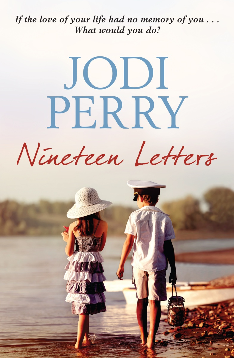BOOK OF THE MONTH: Jodi Perry's Nineteen Letters