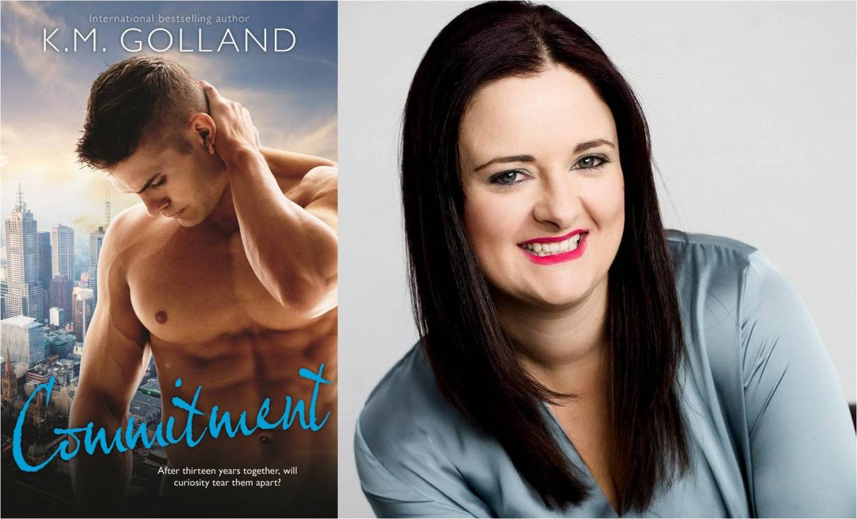 AUTHOR OF THE MONTH: KM Golland