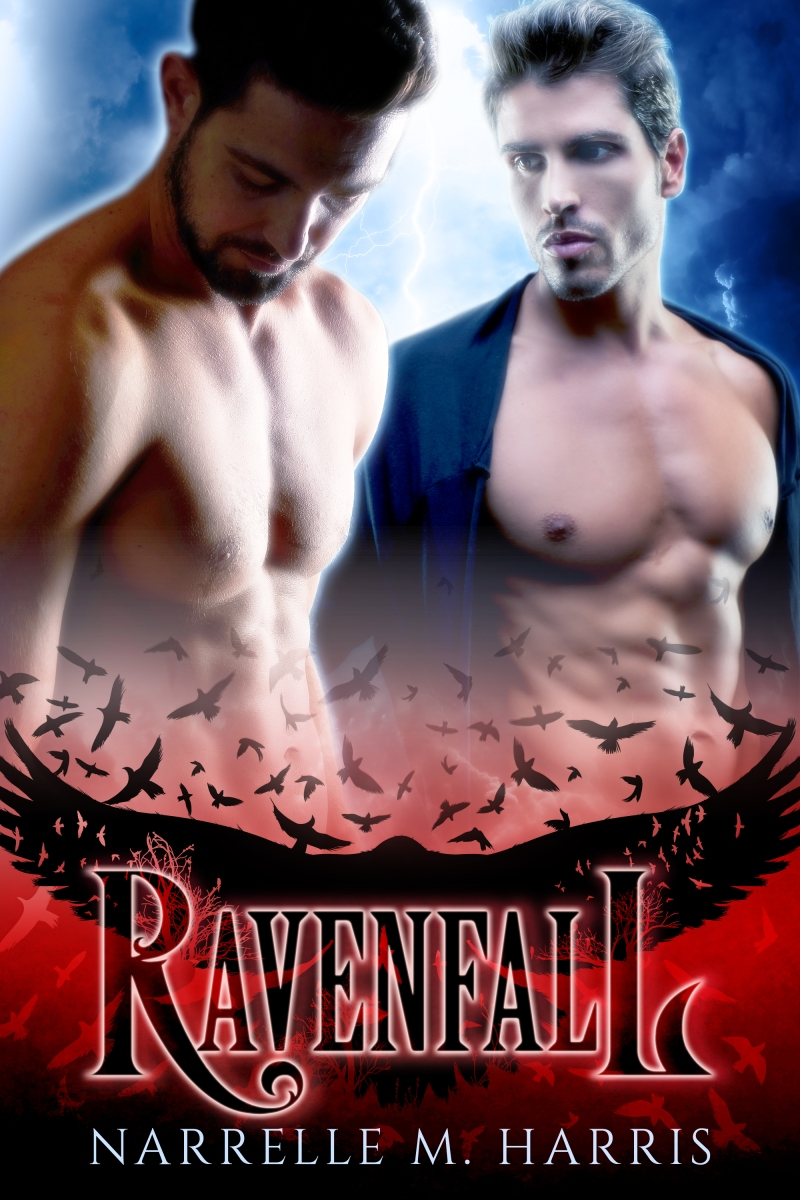 Release Day Alert: Narrelle M Harris' 'Ravenfall'