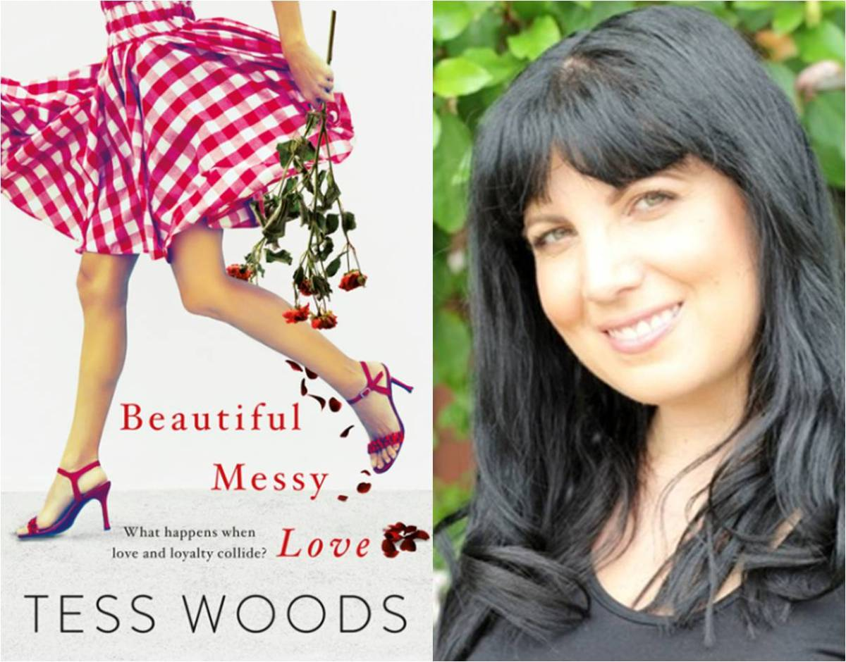 Ten Books That Changed Me with Tess Woods