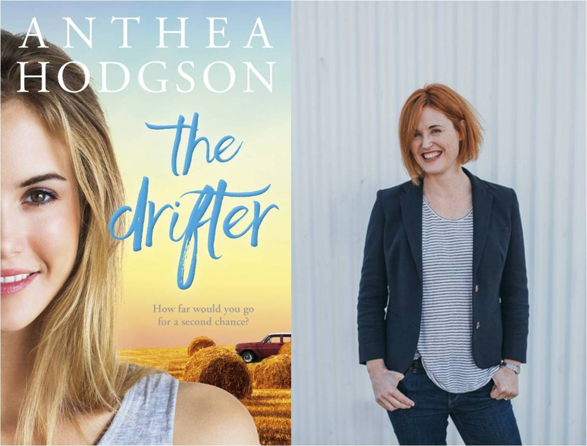 Tell Us Your Backstory with Anthea Hodgson