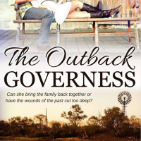 RELEASE DAY ALERT: Sarah William's 'The Outback Governess'