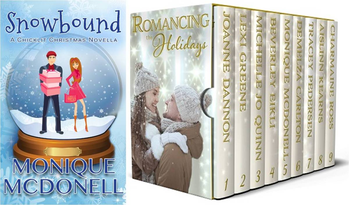 2017 Christmas Extravaganza featuring Monique McDonell