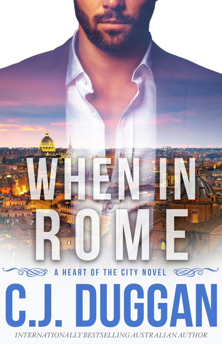 RELEASE DAY ALERT: CJ Duggan's 'When In Rome'