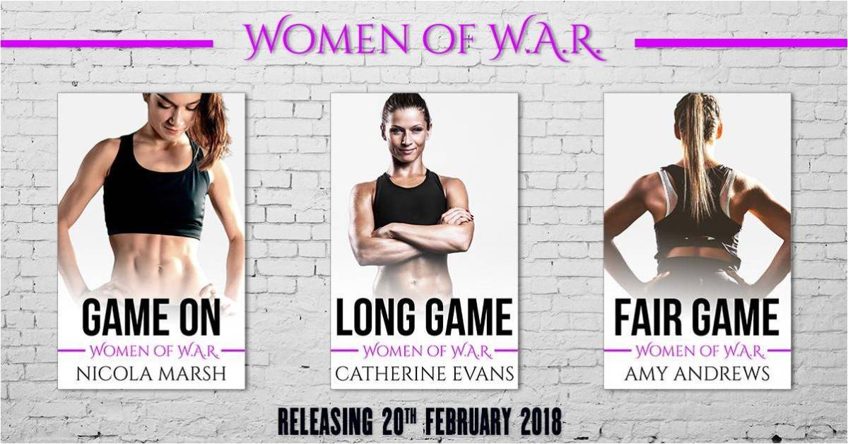 RELEASE DAY ALERT: Women of W.A.R