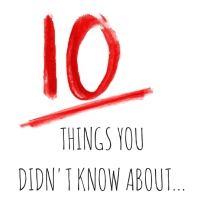10 Things You Didn't Know About... Jenn J McLeod