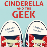 Release Day Alert: Christina Phillips' 'Cinderella and the Geek'
