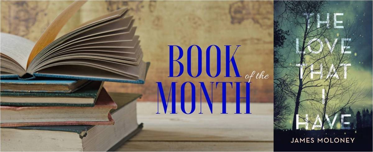 AusRom Today Book of the Month: James Moloney's The Love That I Have