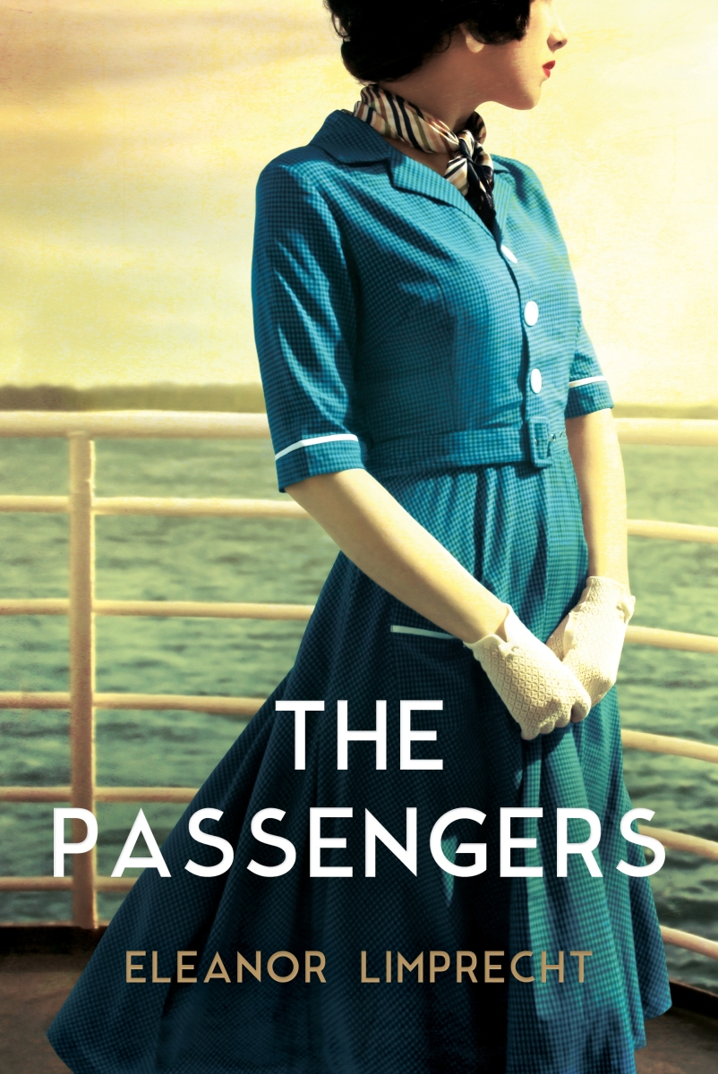 RELEASE DAY ALERT: Eleanor Limprecht's 'The Passengers'