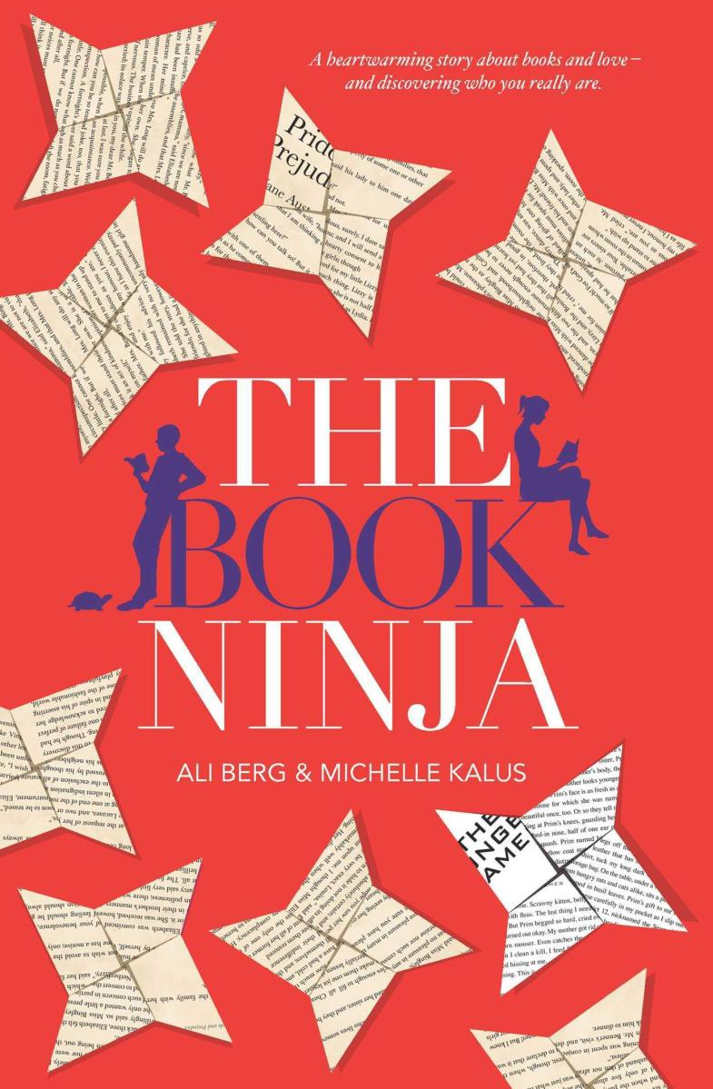 Book of the Month: Ali Berg and Michelle Kalus' 'The Book Ninja'