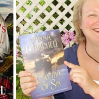 Ten Books That Changed Me with Anna Campbell