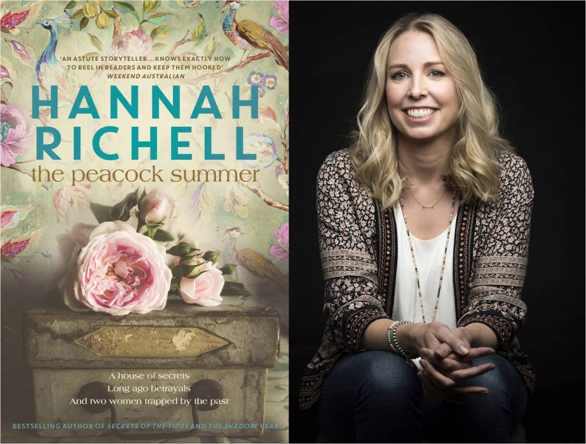 Author of the Month: Hannah Richell