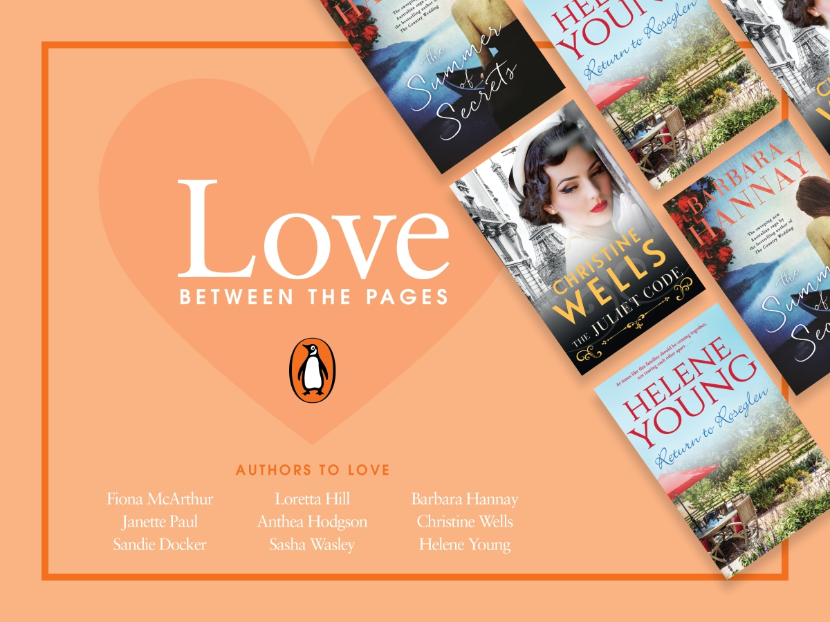 Love Between The Pages with Helene Young