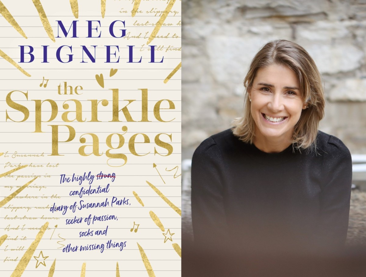 AusRom Recommends: Meg Bignell's 'The Sparkle Pages'