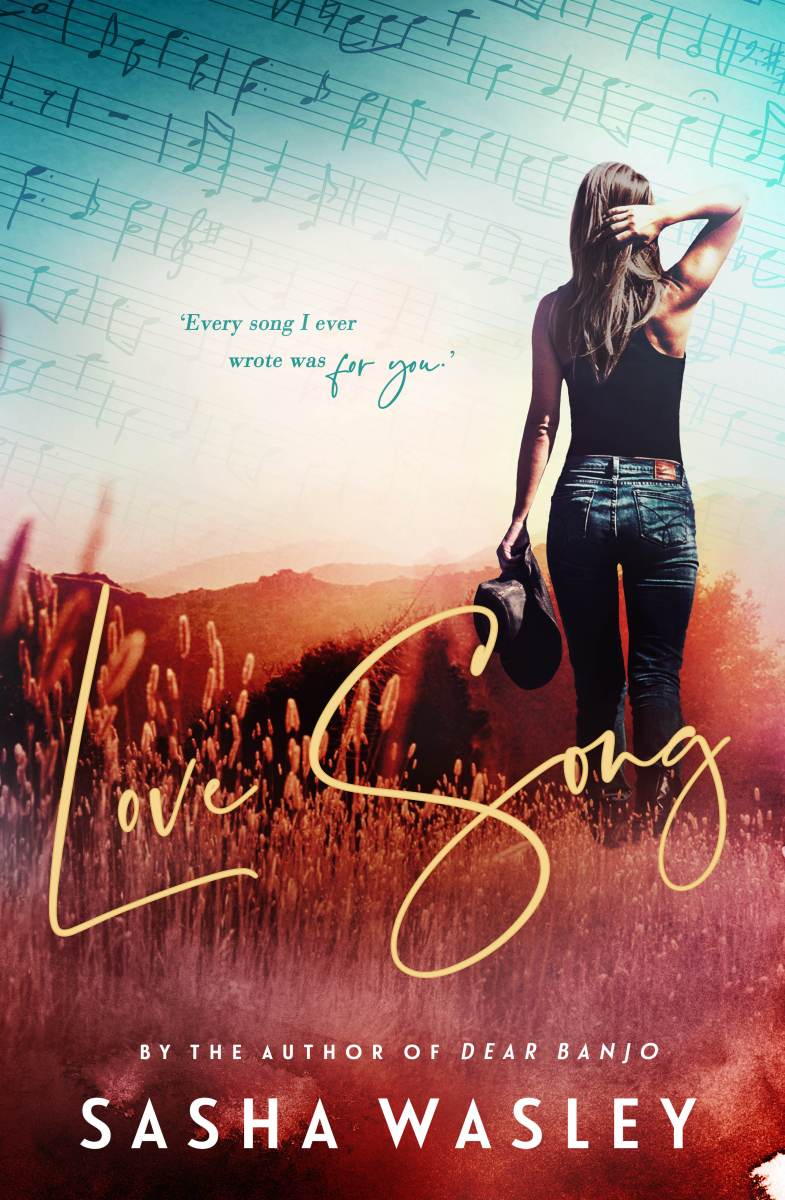 Film Rights and Cover Reveal: Love Song by Sasha Wasley