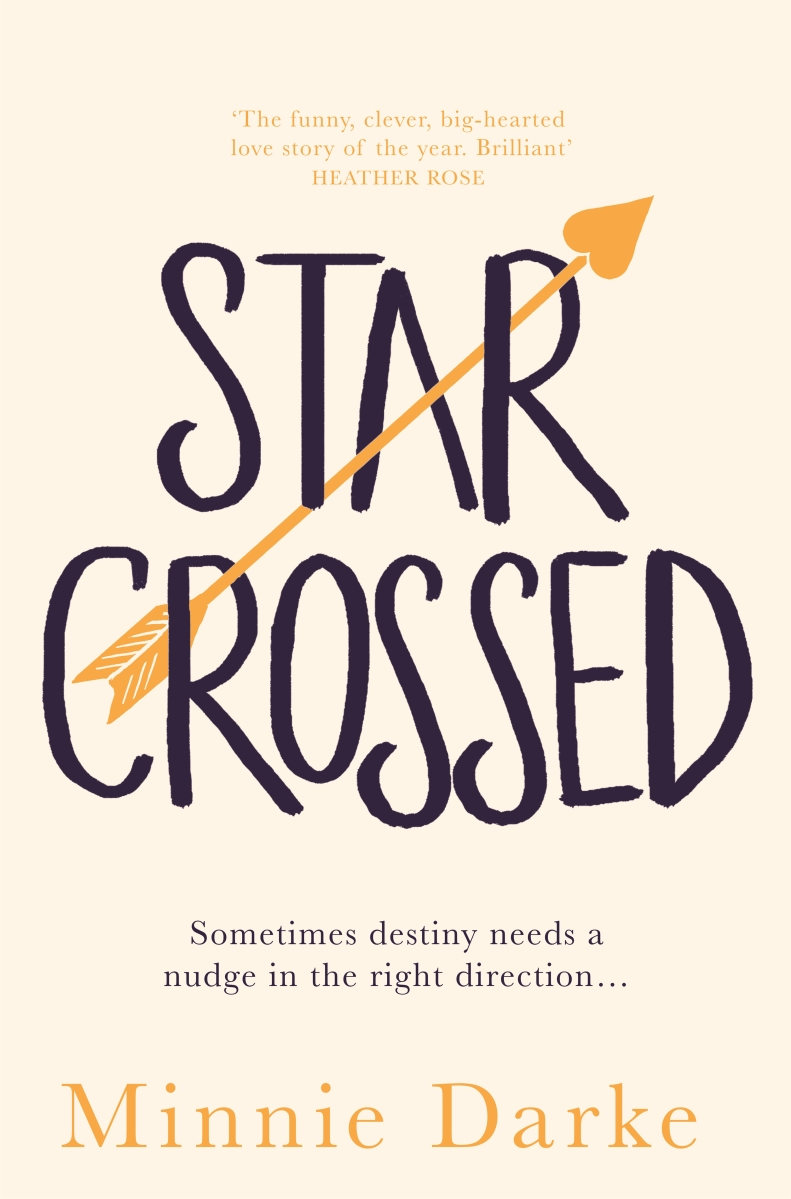 Book of the Month: Minnie Darke's 'Star Crossed'