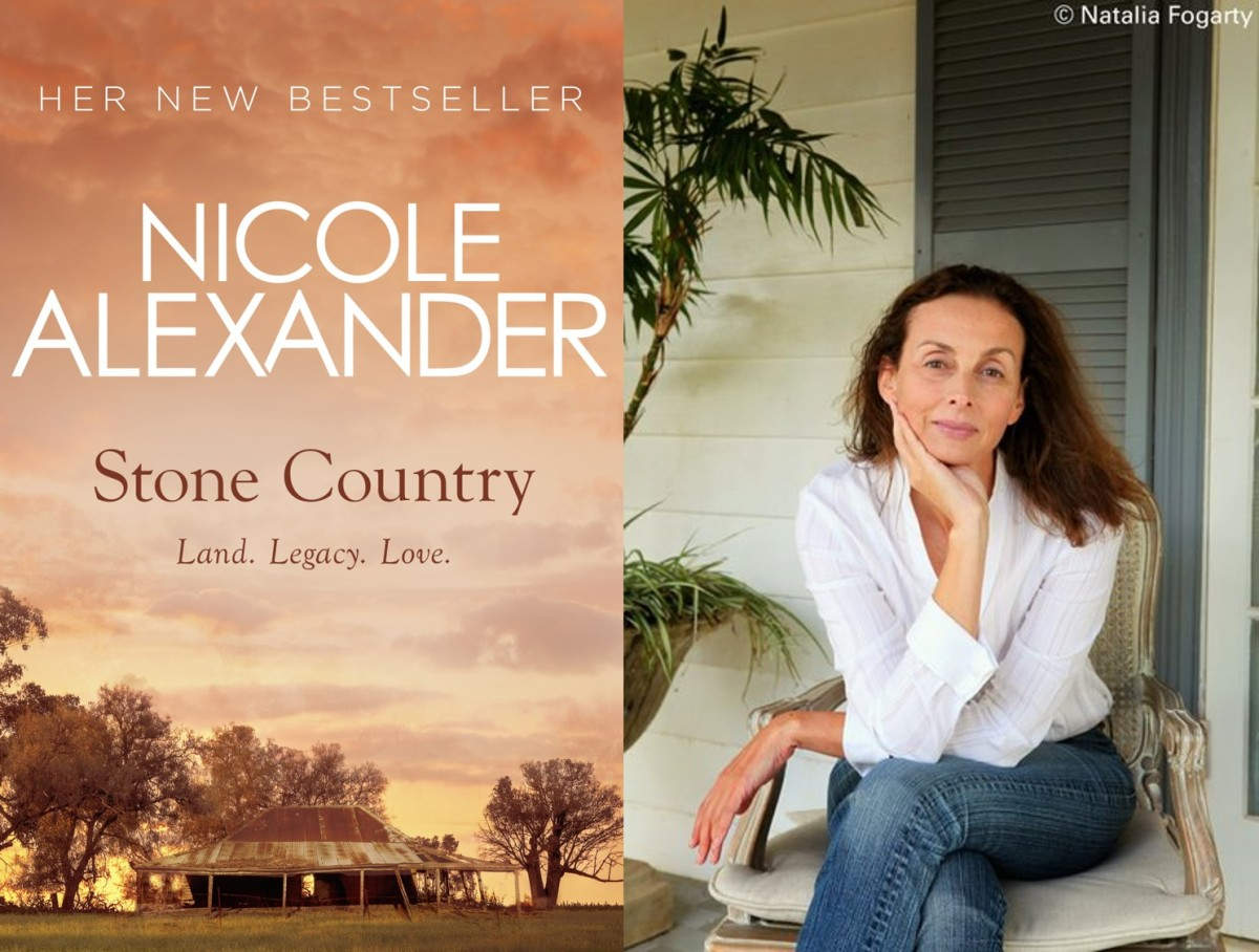 Author of the Month: Nicole Alexander