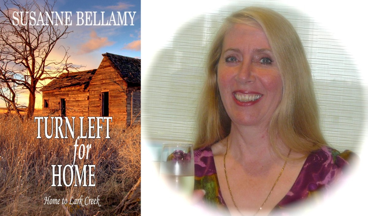 Ten Things You Didn't Know About… Susanne Bellamy