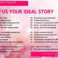 Build Us Your Ideal Story with A. Nybo