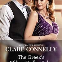 AusRom Recommends: Clare Connelly's 'The Greek's Billion-Dollar Baby'